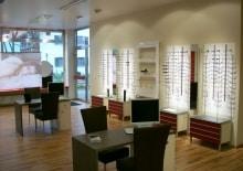 Optiker Shopbeleuchtung