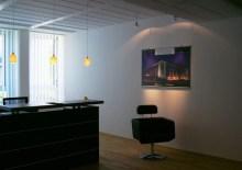 Büro Gesamtbeleuchtung