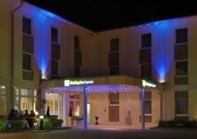 Hotel Aussenbeleuchtung