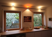 Küche Arbeitsflächenbeleuchtung